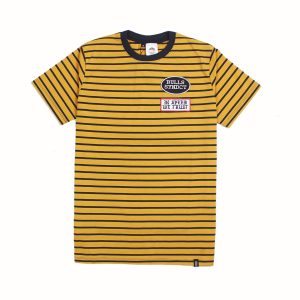Patcher Yellow Navy